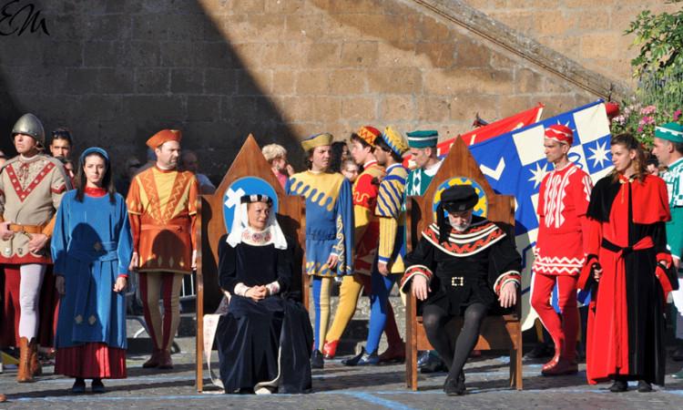 Orvieto in Fiore - Corteo Storico