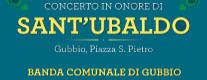 Festa e Concerto del Patrono S. Ubaldo 2016