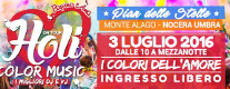 Holi Color Music - IN TOUR