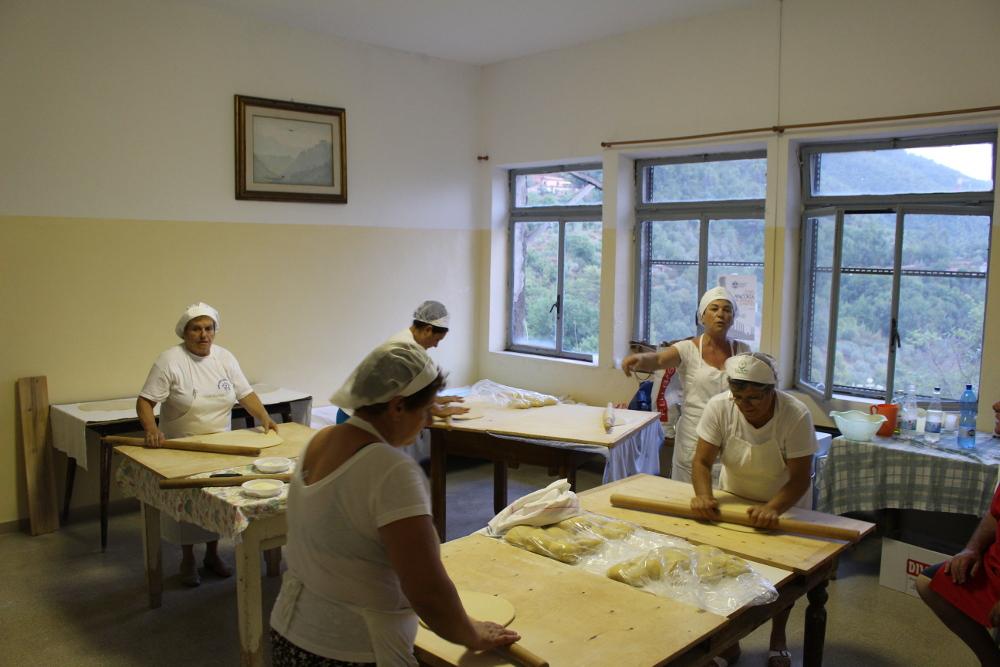 Lavorazione Ciriole