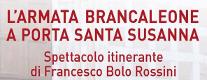L'Armata Brancaleone a Porta Santa Susanna