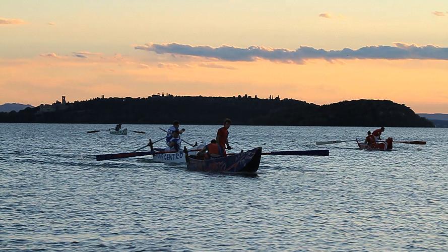 Palio delle barche - Passignano sul Trasimeno