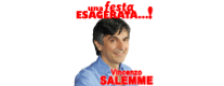 Teatro Lyrick - Vincenzo Salemme con Una Festa Esagerata