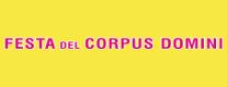 Festa del Corpus Domini 2018
