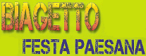 Festa Paesana a Biagetto 2019