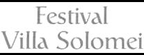 Festival Villa Solomei 2018