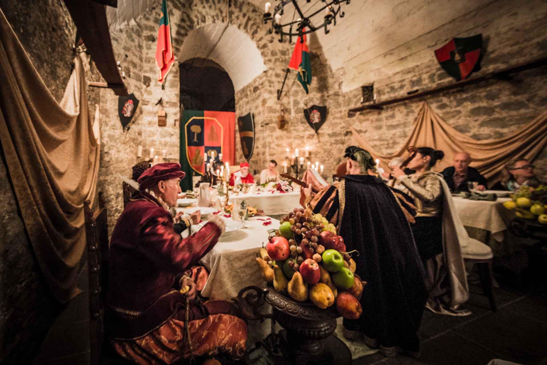 Sagra delle Castagne - Festa Storico Rievocativa