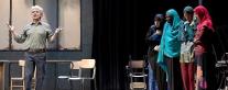 Teatro Morlacchi - L'Ora di Ricevimento