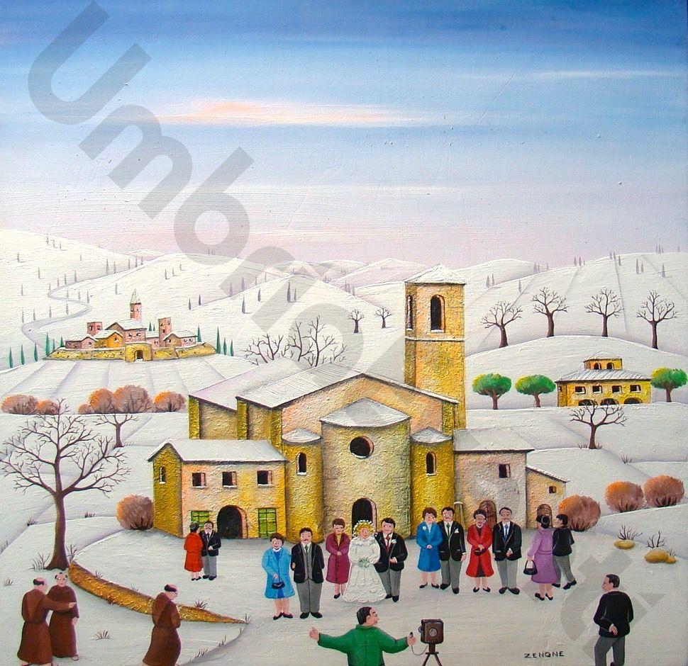Zenone - Matrimonio d'Inverno