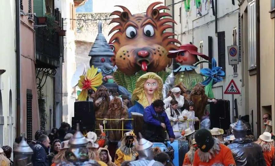 Carnevale dei Ragazzi S. Eraclio
