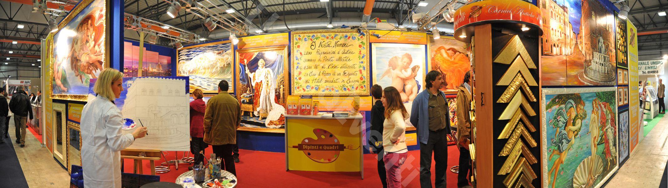 Expo Tecnocom - Bastia Umbra