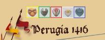 Perugia 1416 - Il Risveglio di una Città