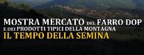 Mostra Mercato del Farro DOP e Prodotti Tipici della Montagna