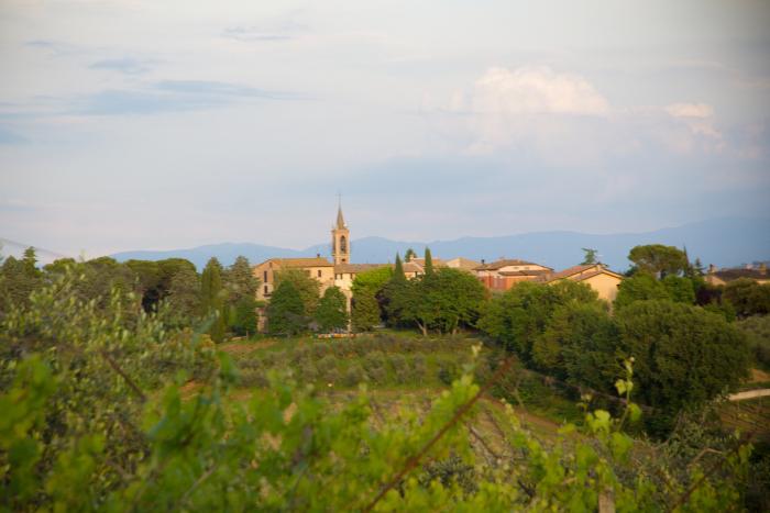 San Fortunato della Collina