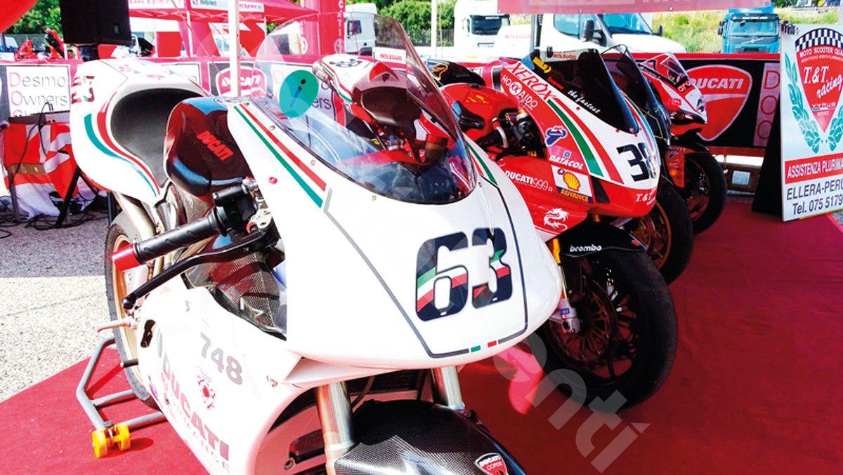 Show dei motori Bastia Umbra