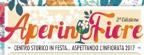 AperinFiore Eventi floreali aspettando l'Infiorata 2017