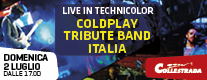 Live in Technicolor  - Coldplay Tribute Band Italia