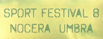 Sport Festival Nocera Umbra 2017