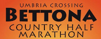 Bettona Country Half Marathon 2017
