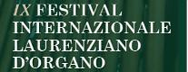 Festival Internazionale Laurenziano d'Organo 2017