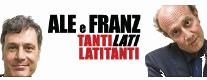 Teatro Lyrick - Ale e Franz in Tanti Lati - Latitanti