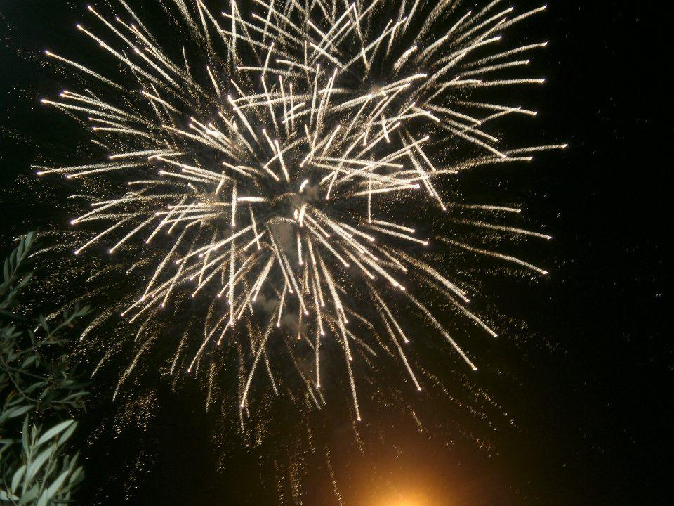 Festa dei Falò - San Martino dei Colli