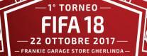 Torneo FIFA 18 al Gherlinda