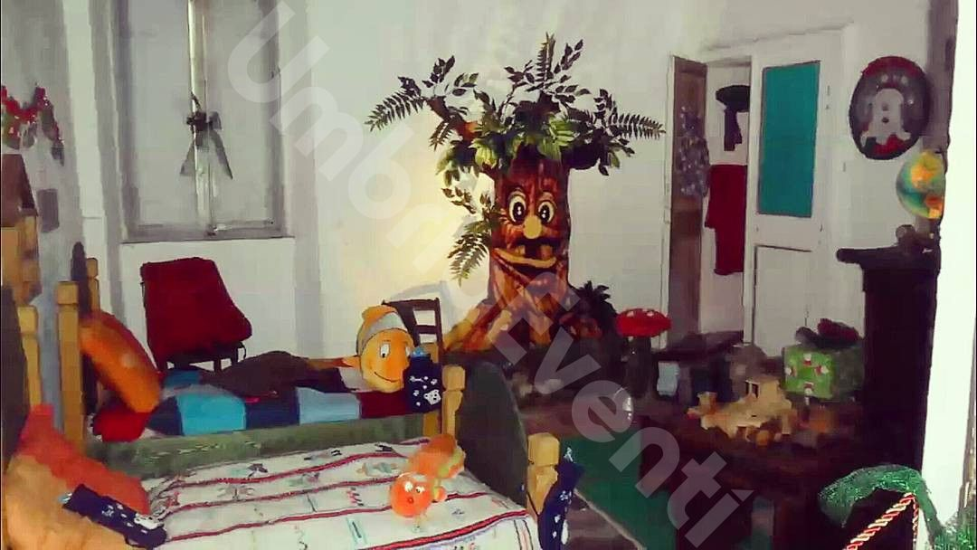 Il Paese del Natale a Monte Castello di Vibio - Cameretta degli Elfi