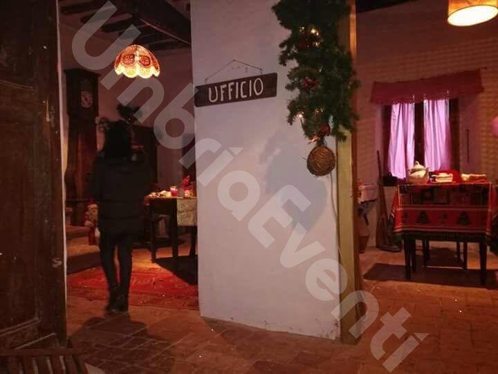 Il Paese del Natale a Monte Castello di Vibio - Casa di Babbo Natale