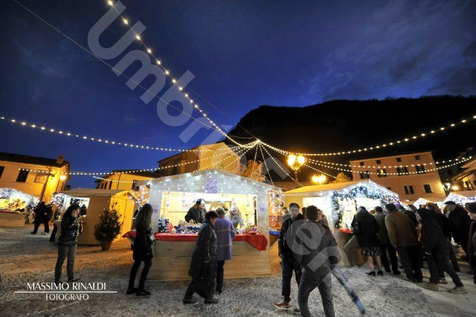 Greccio il Borgo del Natale