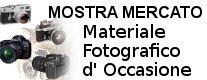Mostra Mercato Materiale Fotografico d' Occasione 2018