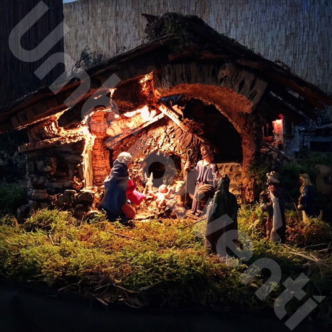 Il Paese del Natale a Monte Castello di Vibio - Presepi