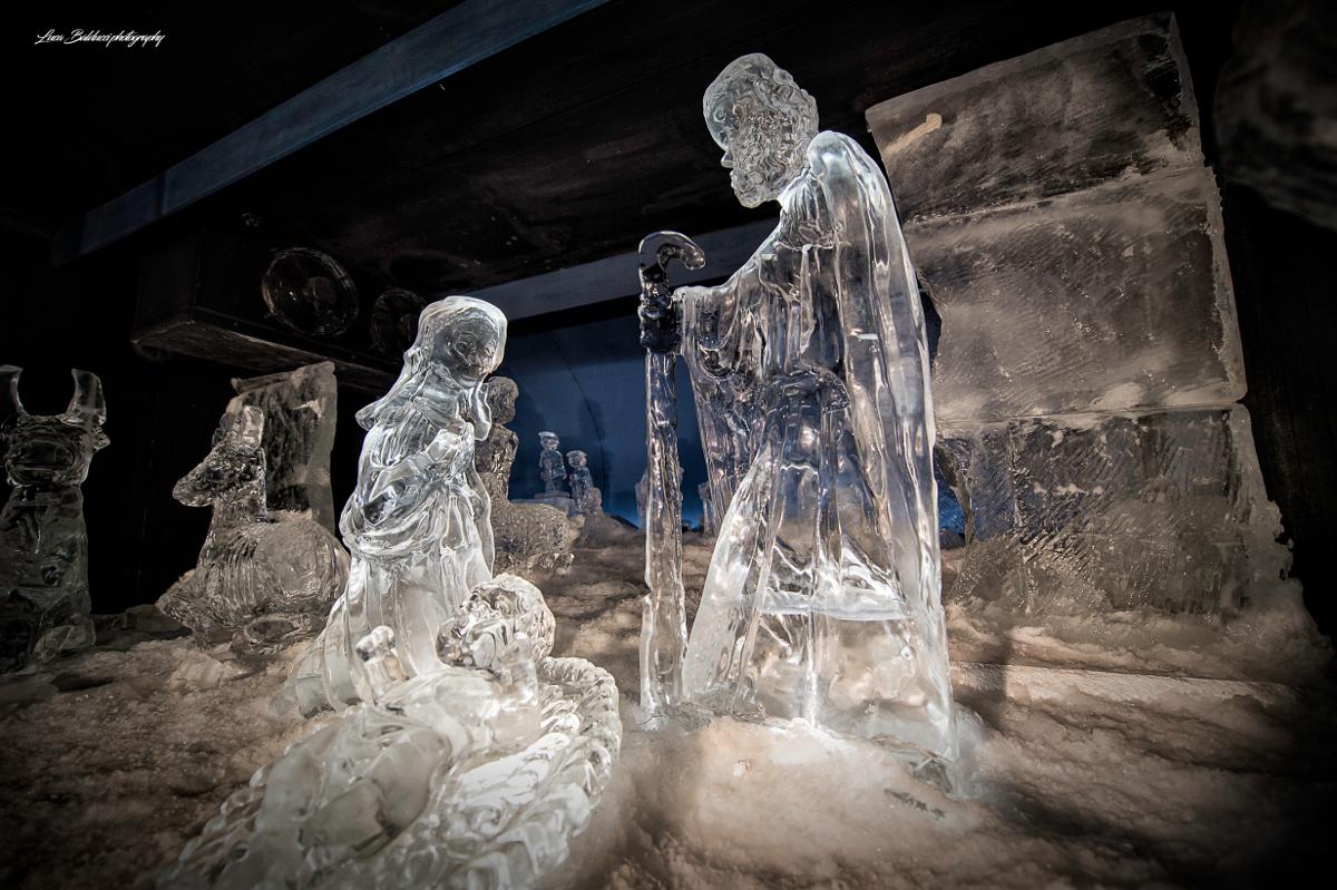 Presepi d' Italia - Presepe di ghiaccio