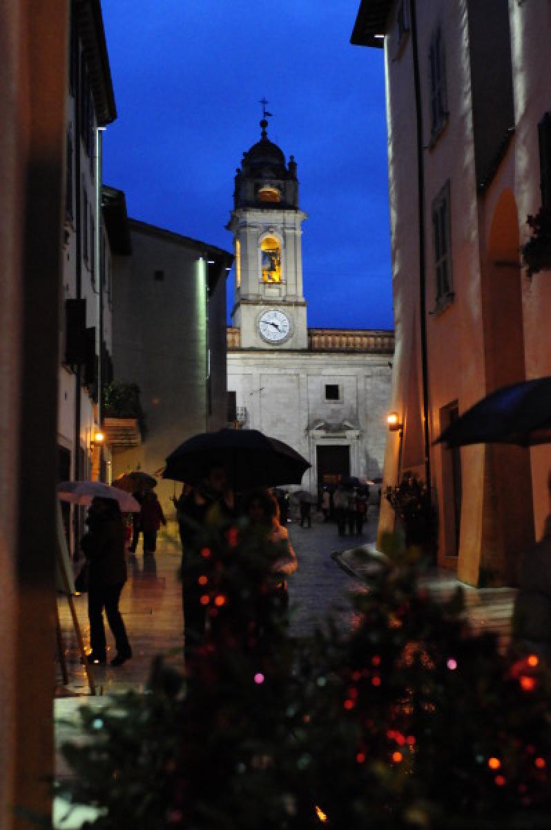 Presepi d' Italia - Piazza Massa Martana