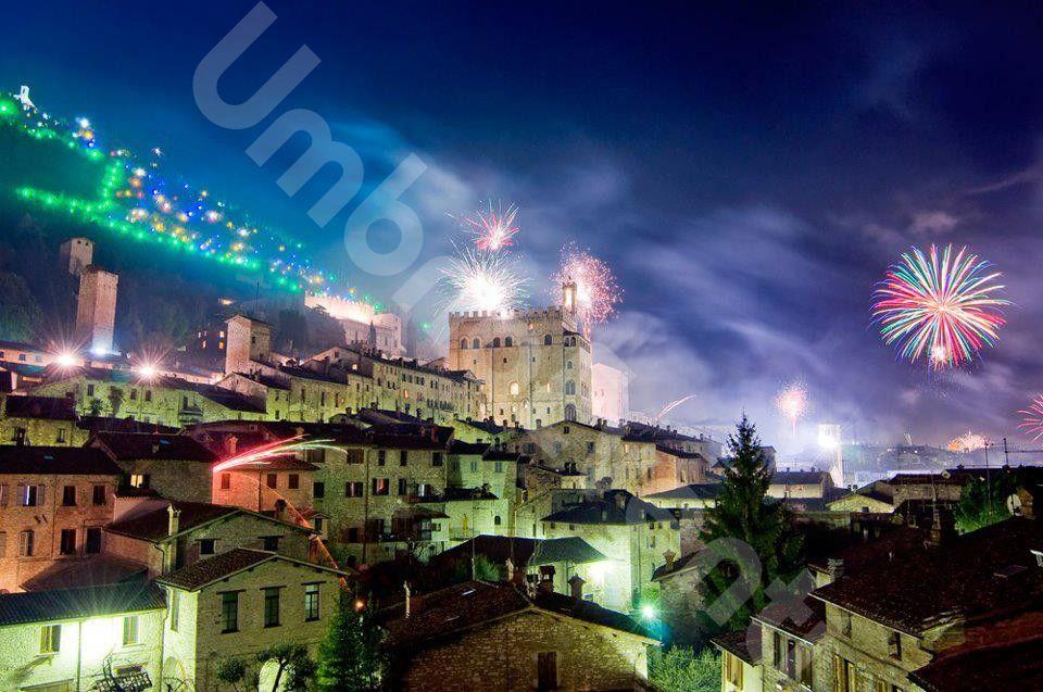Albero di Natale di Gubbio