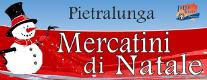 Mercatini di Natale e Presepe Artistico 2017
