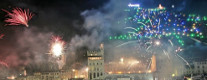 Notte di Capodanno 2020 in Piazza Grande