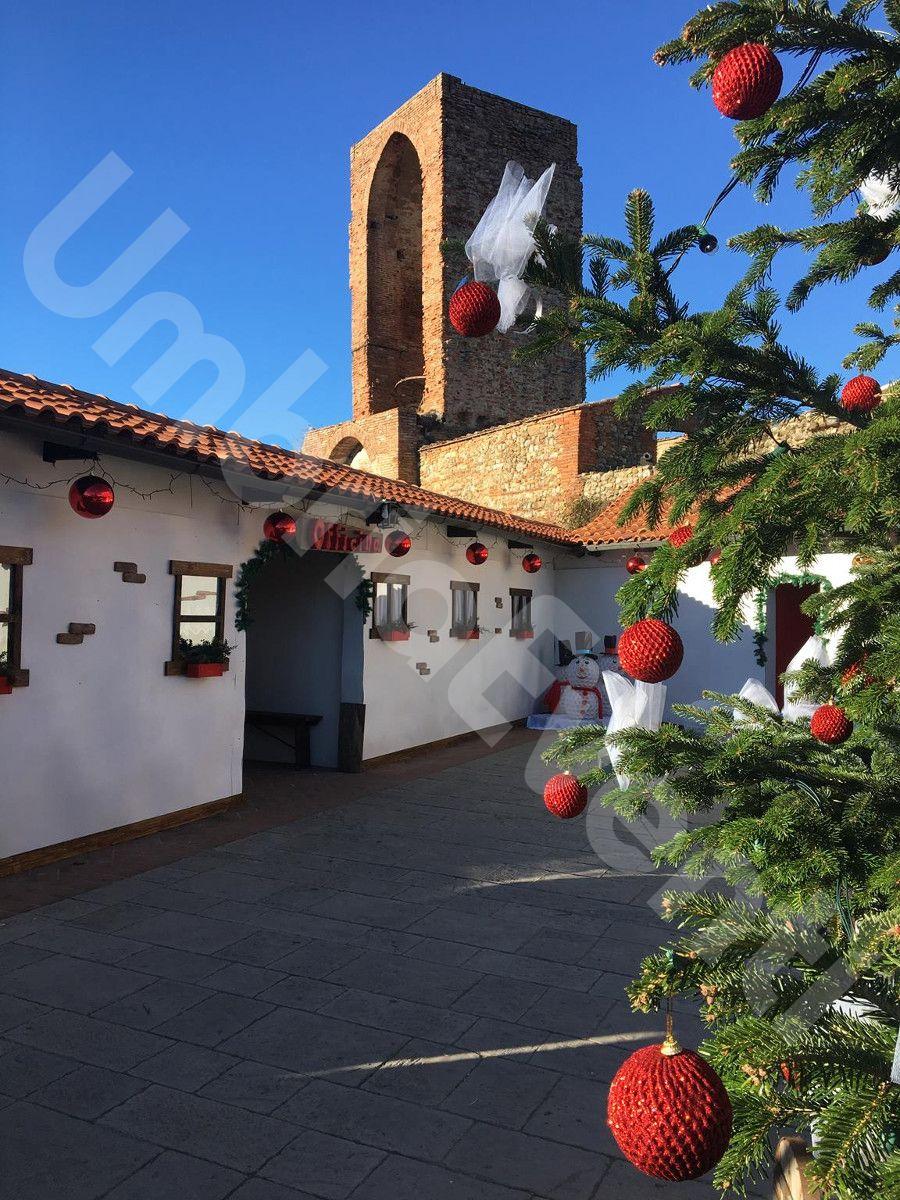 Villaggio di Babbo Natale