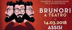 Brunori a Teatro