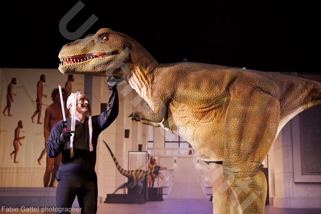 Dinosaur Show a Terni