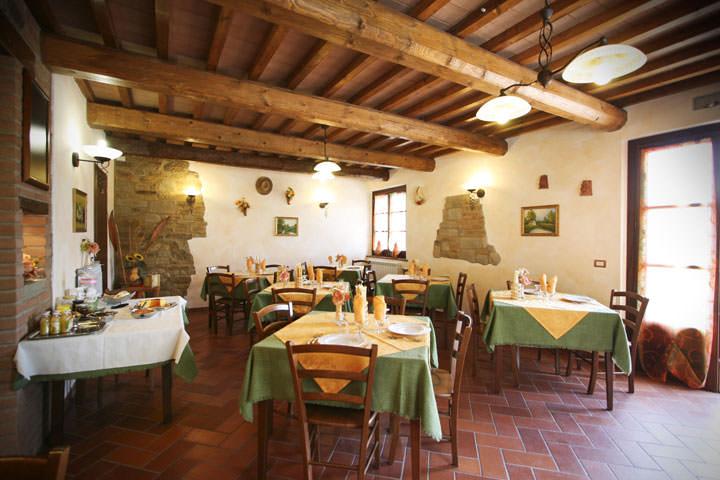 Agriturismo Marilena La Casella - Sala da Pranzo