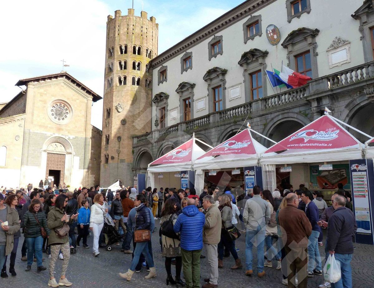 Gelati d'Italia - Orvieto
