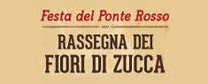 Festa del Ponte Rosso - Rassegna dei Fiori di Zucca 2018