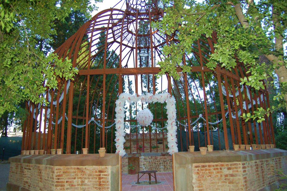 Relais Castelluccio Palusse - Parco