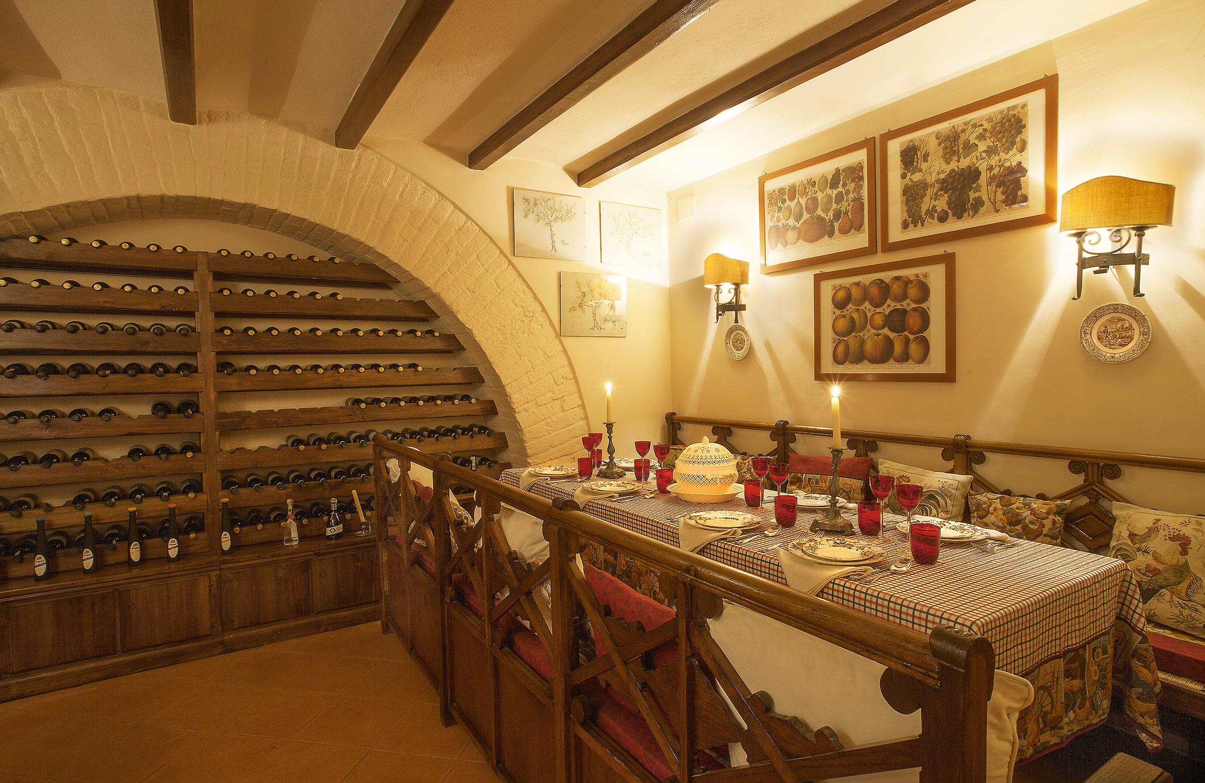 Taverna - Relais Mastro Cinghiale