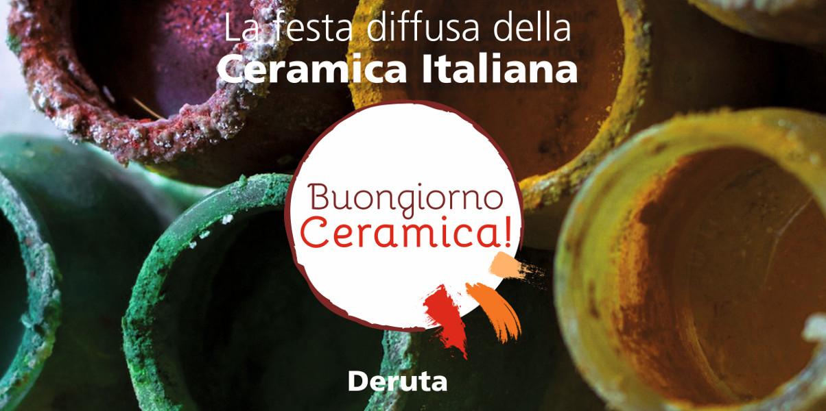 Il Borghetto Della Ceramica Roma.Buongiorno Ceramica 2018 A Deruta Umbriaeventi