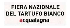 Fiera Nazionale del Tartufo Bianco 2018