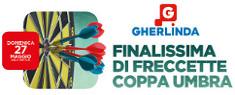 Finalissima di Freccette - Coppa Umbra al Gherlinda