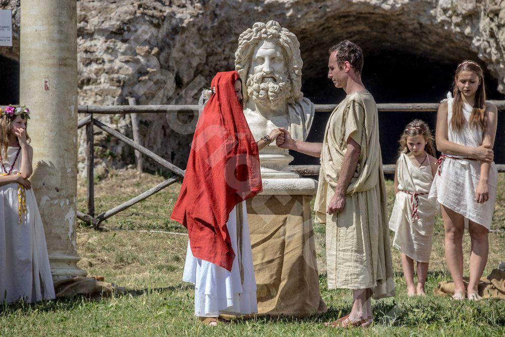 Ocriculum A.D. 168 - Matrimonio
