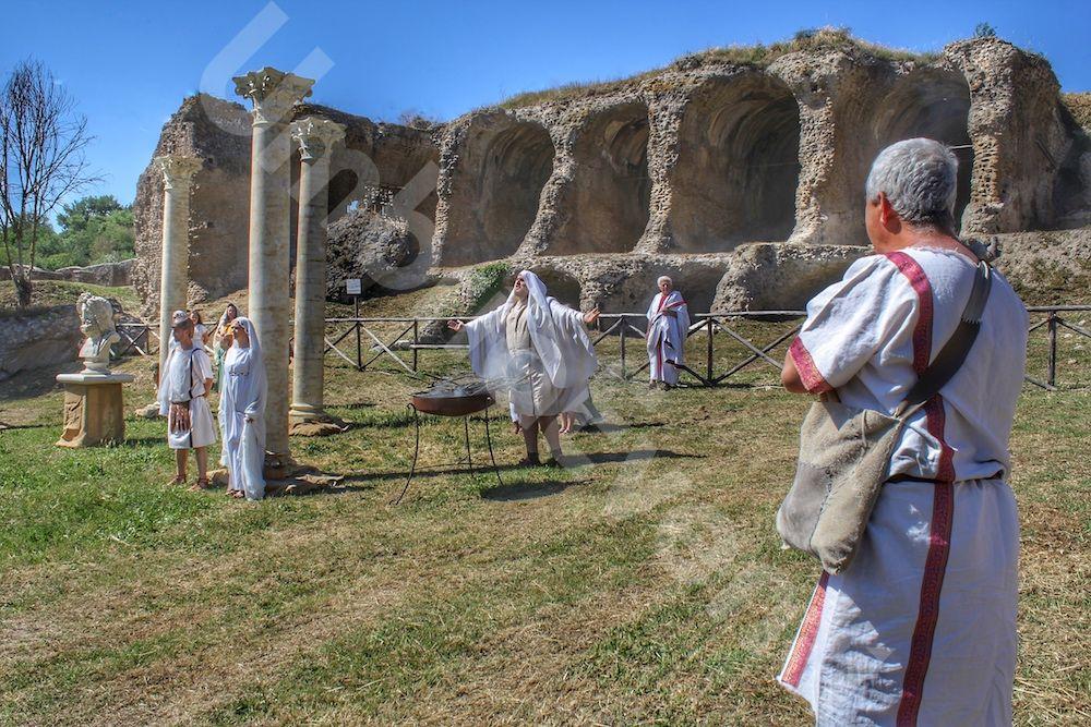 Ocriculum A.D. 168 - Rito